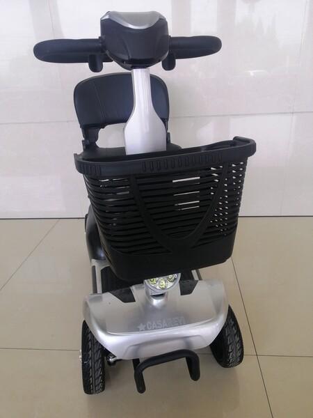 12#5920 Casarevi Mobility Scooter elettrico grigio in vendita - foto 12