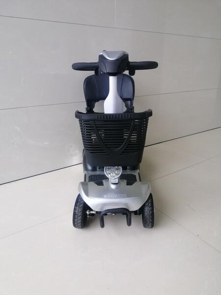 12#5920 Casarevi Mobility Scooter elettrico grigio in vendita - foto 13