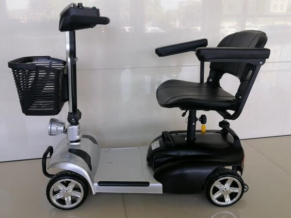 12#5920 Casarevi Mobility Scooter elettrico grigio in vendita - foto 14