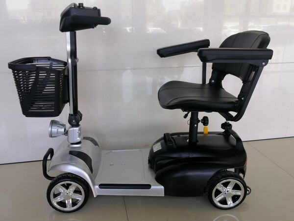 13#5920 Casarevi Mobility Scooter elettrico grigio in vendita - foto 14