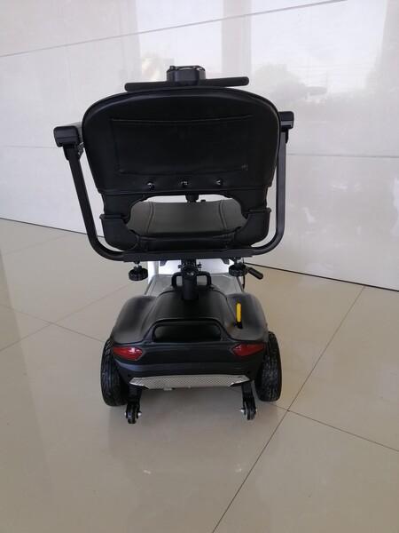 13#5920 Casarevi Mobility Scooter elettrico grigio in vendita - foto 15