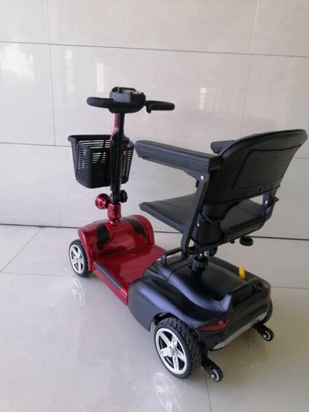2#5920 Casarevi Mobility Scooter elettrico rosso in vendita - foto 13