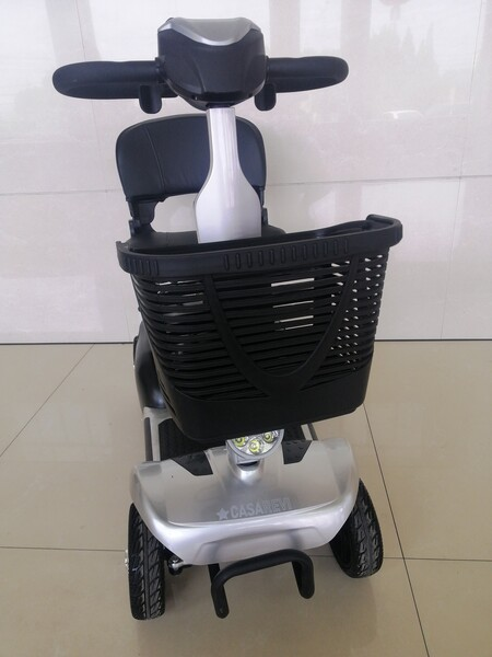 8#5920 Casarevi Mobility Scooter elettrico grigio in vendita - foto 12