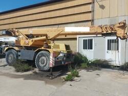Telescopic crane - Lot 30 (Auction 5922)