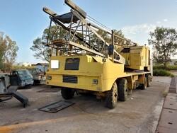 American Hoist mobile crane - Lote 33 (Subasta 5922)