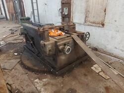 Sega taglia ferro Pedrazzoli e segatrice idraulica Wagner - Lotto 5 (Asta 5922)