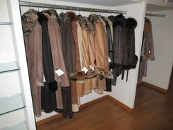 Stock of padded and leather outerwear - Lot 2 (Auction 5925)