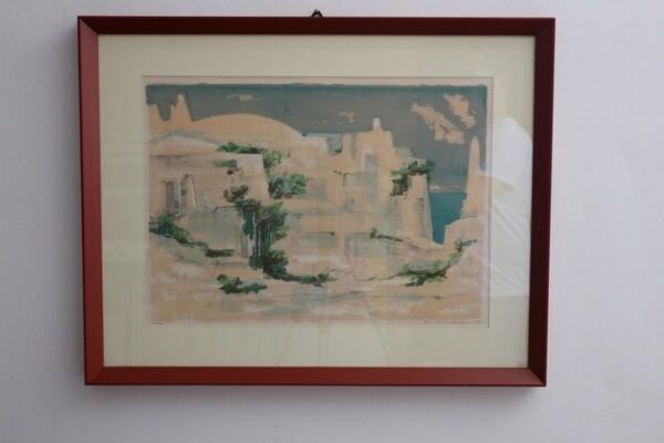 130#5936 Litografia Peschici in vendita - foto 2