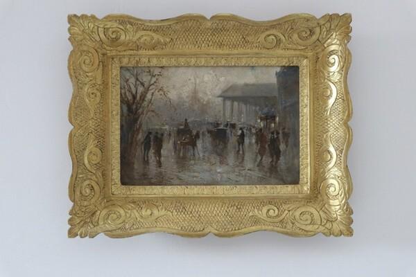 17#5936 Dipinto Parigi in vendita - foto 2