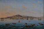 Dipinto Veduta Di Napoli - Lotto 20 (Asta 5936)