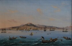 Painting Veduta Di Napoli Dipinto - Lot 20 (Auction 5936)