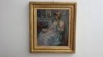 Dipinto Civetteria - Lotto 22 (Asta 5936)