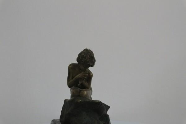 227#5936 Statuina Pescatorello in vendita - foto 2