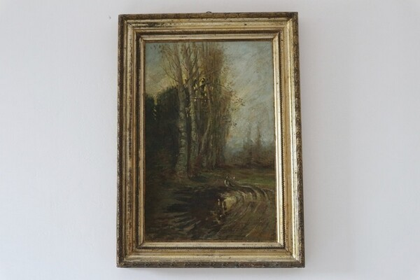 24#5936 Dipinto Autunno in vendita - foto 1