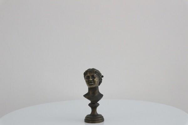 240#5936 Statuina Testa Femminile in vendita - foto 2