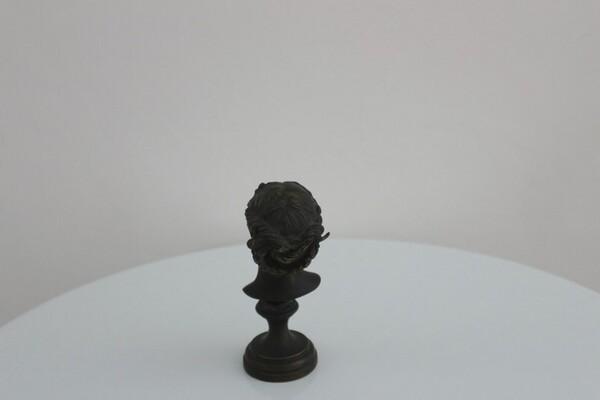 240#5936 Statuina Testa Femminile in vendita - foto 4
