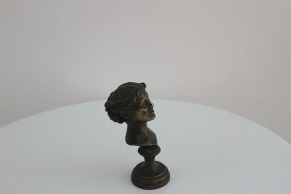 240#5936 Statuina Testa Femminile in vendita - foto 5
