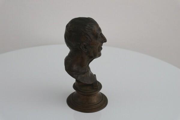 241#5936 Statuina Il Vecchio Prete in vendita - foto 4