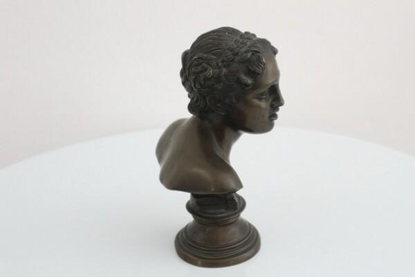 242#5936 Statuina Busto Di Anna in vendita - foto 4