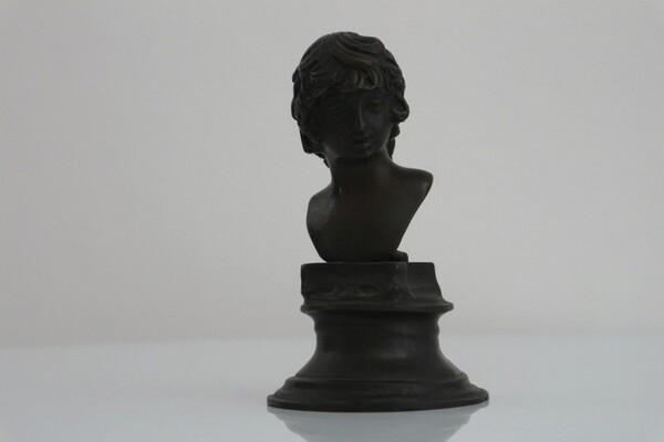 244#5936 Statuina Busto Di Antin S. Bronzo in vendita - foto 1
