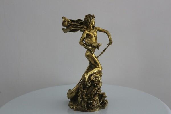 249#5936 Statuina Nettuno Giovinetto in vendita - foto 3