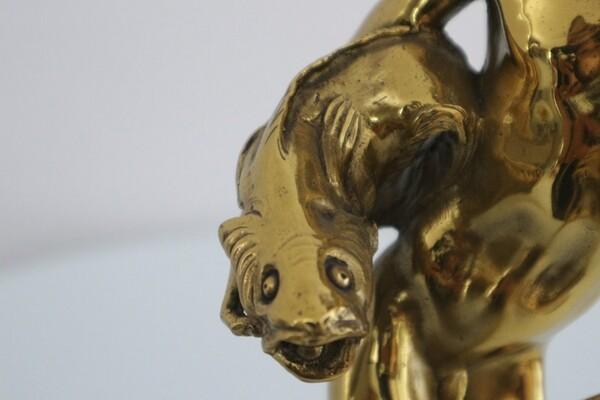249#5936 Statuina Nettuno Giovinetto in vendita - foto 13