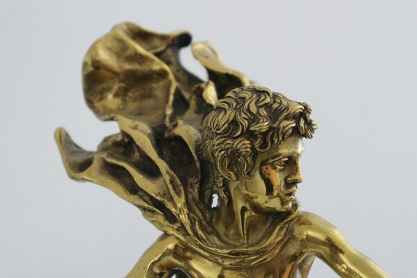 249#5936 Statuina Nettuno Giovinetto in vendita - foto 14
