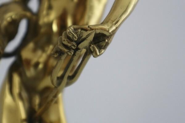 249#5936 Statuina Nettuno Giovinetto in vendita - foto 15