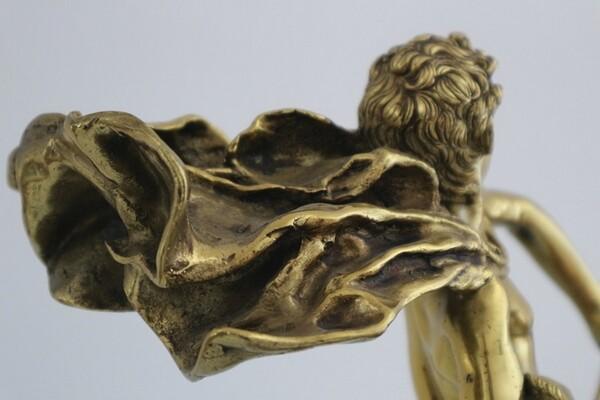 249#5936 Statuina Nettuno Giovinetto in vendita - foto 16