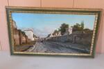 Dipinto Pompei - Lotto 25 (Asta 5936)