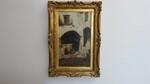 Dipinto Casa Rustica - Lotto 5 (Asta 5936)
