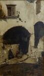 Immagine 2 - Dipinto Casa Rustica - Lotto 5 (Asta 5936)