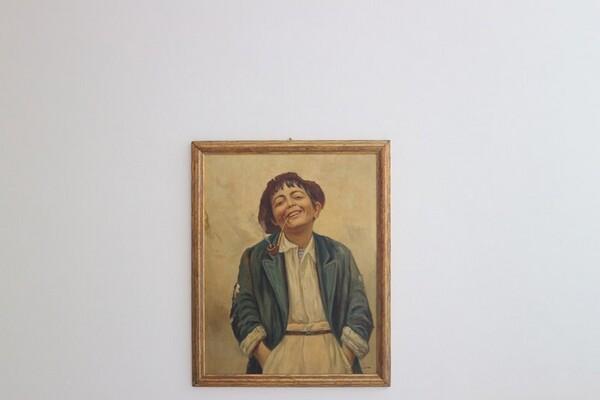 55#5936 Dipinto Scugnizzo Napoletano in vendita - foto 1