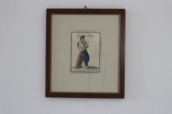 67#5936 Disegni Acquerellati in vendita - foto 8