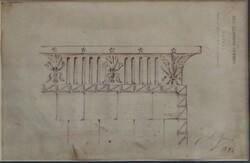 Dipinto Studio Per Il Fregio Di Un Mausoleo - Lotto 80 (Asta 5936)