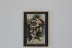 Painting Paggio Seduto In Atto Di Leggere - Lot 92 (Auction 5936)