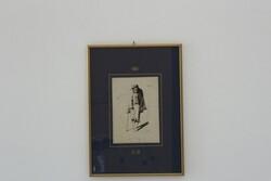 Painting Mendicante - Lot 93 (Auction 5936)