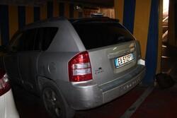Jeep Compass CRD Limited car - Lot 2 (Auction 5947)