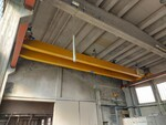 Faedo double girder overhead crane - Lot 3 (Auction 5949)