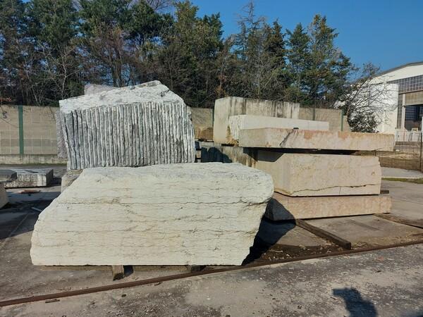 7#5949 Magazzino blocchi di pietra in vendita - foto 4