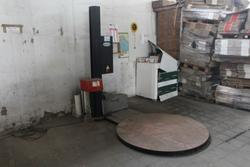 Pallet wrapping system - Lot 171 (Auction 595)