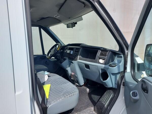1#5955 Furgone isotermico Ford Transit e attrezzature elettroniche ufficio in vendita - foto 7