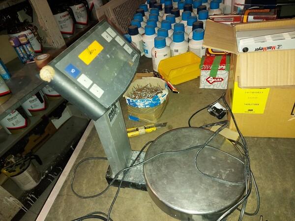 2#5956 Vernici e attrezzature tintometrice in vendita - foto 9