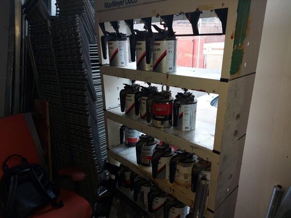 2#5956 Vernici e attrezzature tintometrice in vendita - foto 11