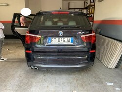 Automobile BMW X3