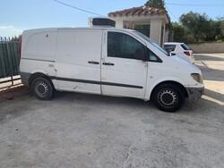 Furgone Isotermico Mercedes Vito - Lotto 2 (Asta 5959)