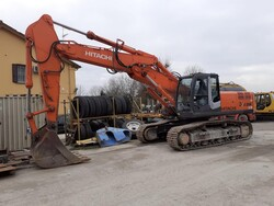 Hitachi excavator - Lot 4 (Auction 5960)