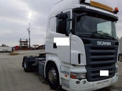 Scania Road tractor - Lot 5 (Auction 5960)