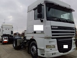 Daf Road tractor - Lot 7 (Auction 5960)
