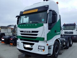 Iveco Magirus road tractor - Lot 8 (Auction 5960)
